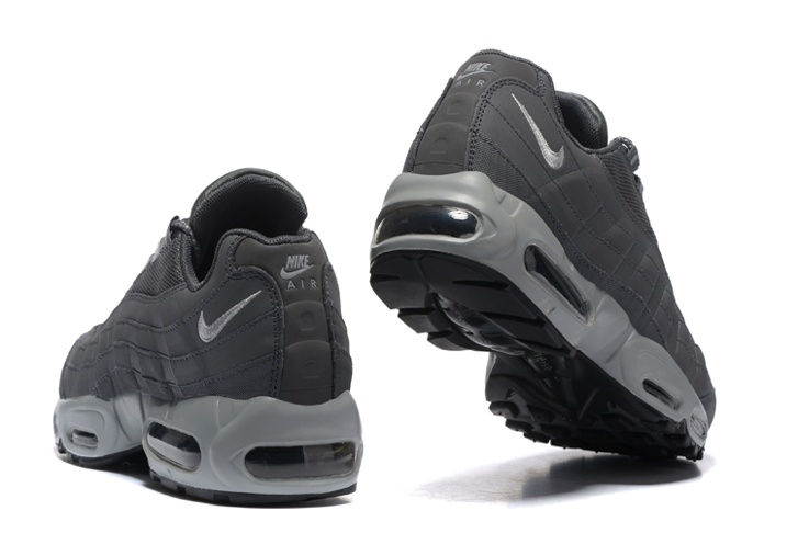 Nike Air Max 95 Dark Grey Wolf Grey Men Shoes 609048 088