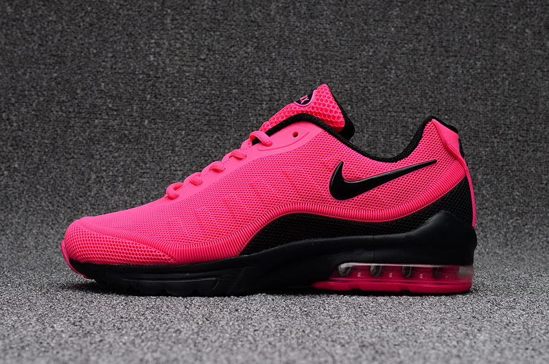 online store 51aaf 6226b Nike Air Max 95 Running Shoes KPU Women Peach Red Black 624519-600