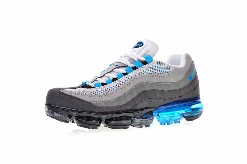 separation shoes 83a78 60643 Nike Air Max VaporMax 95 OG Freshwater White Grey Blue AJ4970-004
