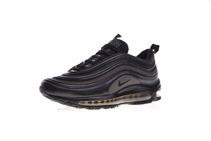 Nike Air Max 97 Premium SE Black Gold Metallic AA3985-001 - Sepsport a63b6fbc6