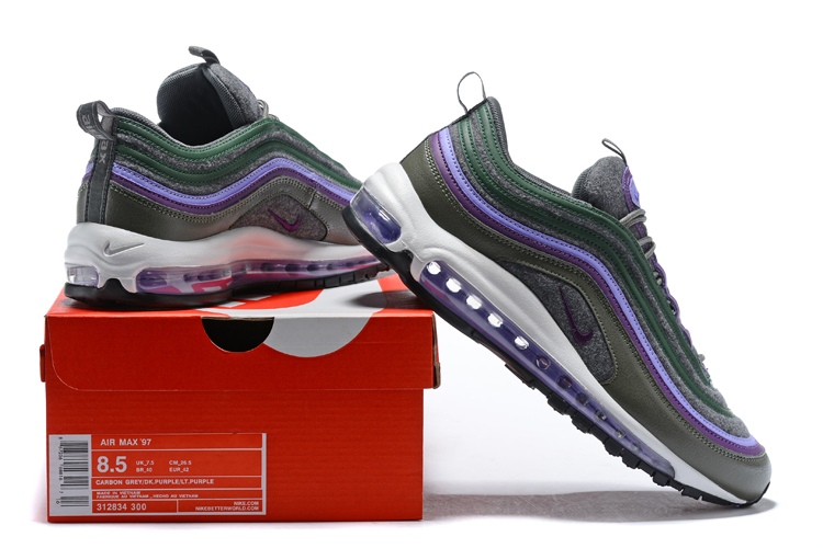 Nike Air Max 97 GS Elemental Pink 917998 601 Youth Size 7