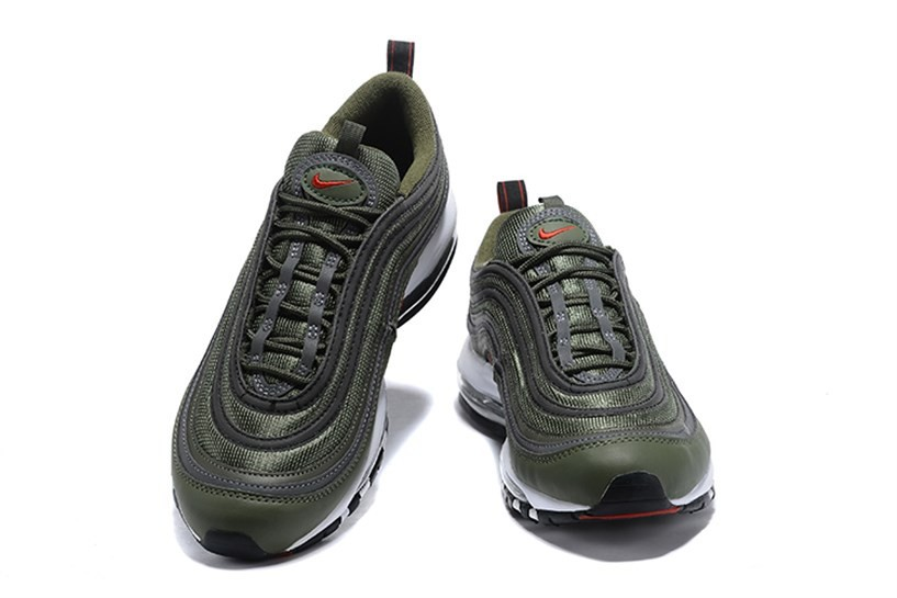 Nike Air Max 97 Sequoia University Red BQ4567 300