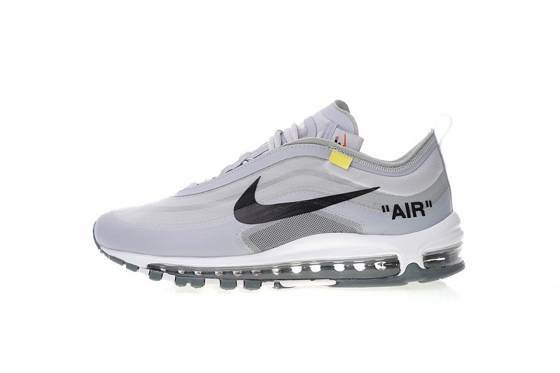 af5226a7c860 Prev Off White x Nike Air Max 97 OG Light Grey Black White AJ4585-002