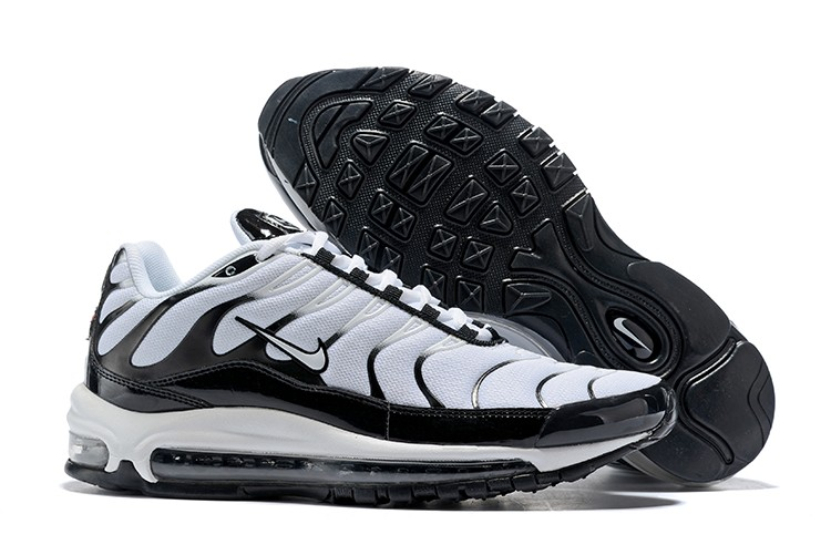 Nike Air Max 97 Plus Summit White Black Sneakers