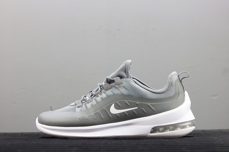 775331799636 Prev Nike Air Max Axis Cool Grey White Mens Running Shoes Sneakers AA2146- 002