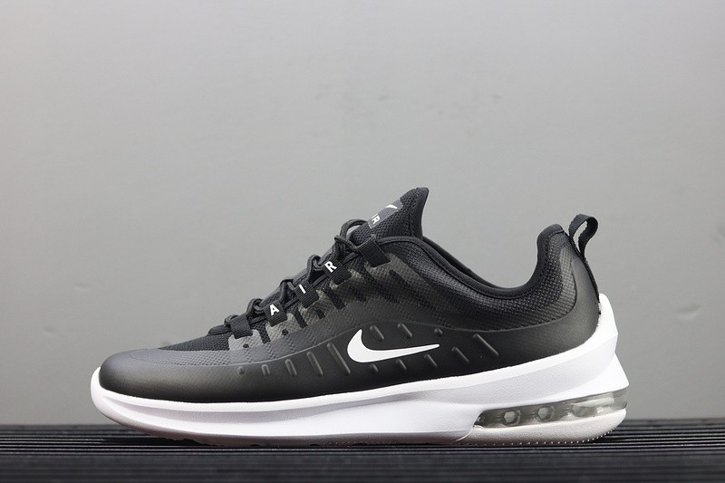 2ba559ddb8 Nike Air Max Axis Mens Black White Running Shoes AA2146-003 - Sepsport
