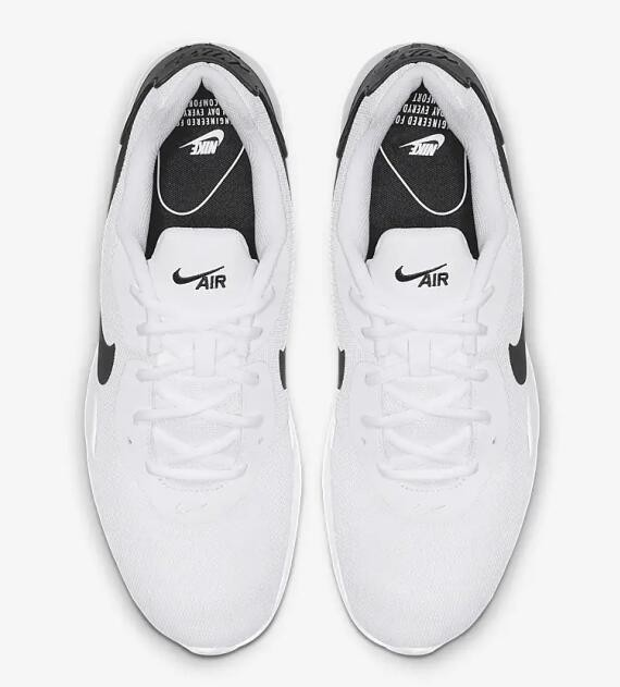 Details about Nike Air Max Oketo Black White Men Running Casual Shoes Sneakers AQ2235 002