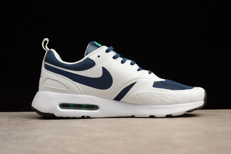 Nike Air Max Vision White Midnight Navy Casual Shoes 918230 400