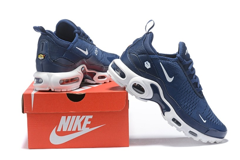 Nike Air Max 270 TN Plus Dark Blue White AT6789 400 Sepsport