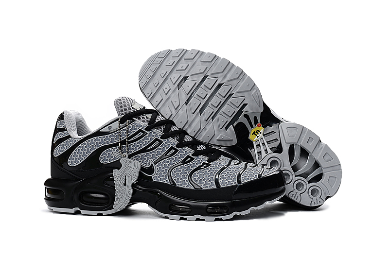 Prev Nike Air Max Plus TXT TN KPU Black White Men Sneakers Running Trainers  Shoes 604133- a6f13c7db