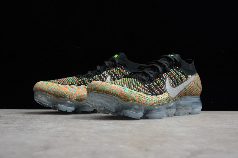 Nike Air Vapor Max Flyknit 2018 Bright Yellow Breathable