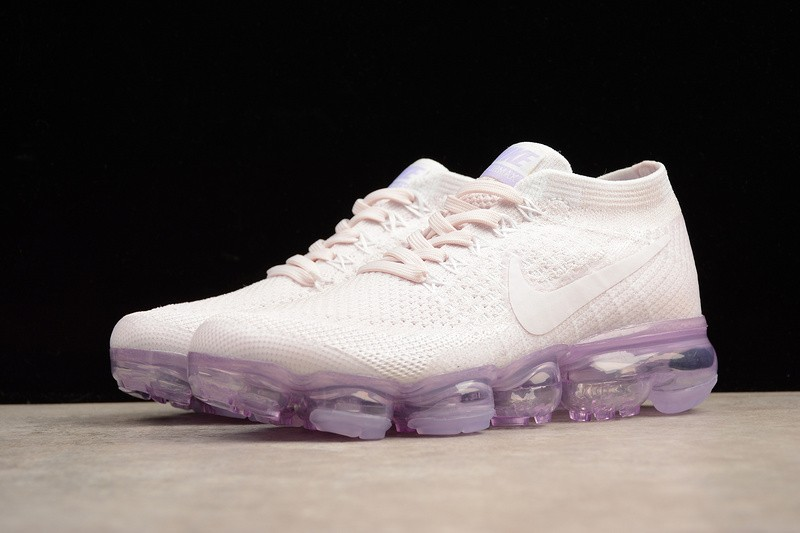 ab92eb6924ec Nike Air Vapormax Flyknit Light Violet Athletic Shoes 849557-501 ...
