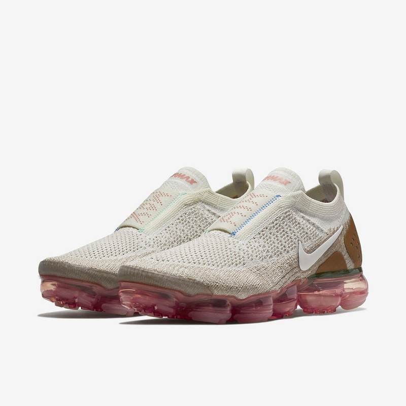 cheap for sale new collection coupon codes Nike Air Vapormax Flyknit Moc 2 Anthracite Sand Wheat AH7006-100
