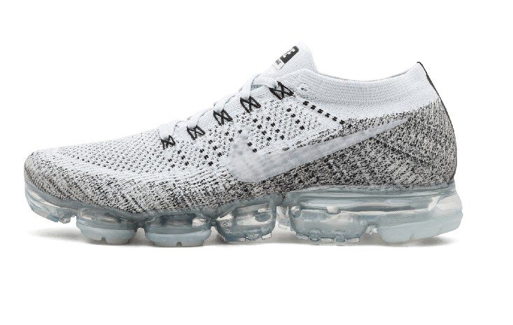 brand new a3396 91344 Prev Nike Air Vapormax Flyknit Pale Grey Black Oreo 899473-002. Zoom