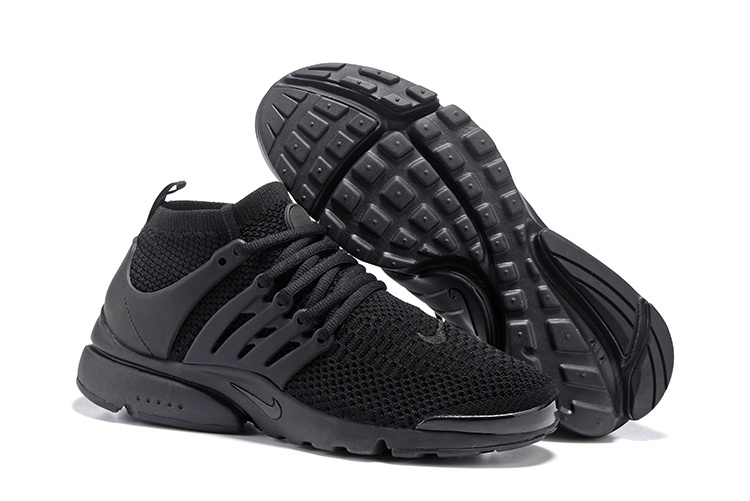 a8f332cfd34 Prev Nike Air Presto Flyknit Ultra All Black Men Running Shoes 835570-002.  Zoom