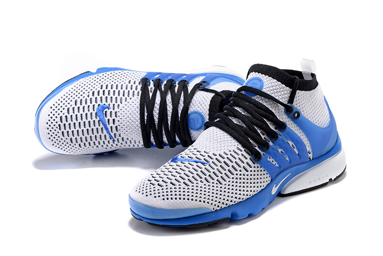 code promo 2be95 e3184 Nike Air Presto Flyknit Ultra Men Shoes Atlantic Blue White Run New  835570-401