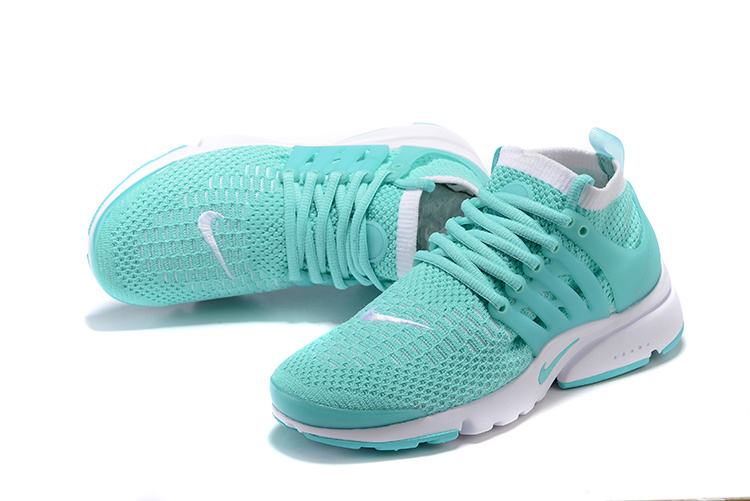 super popular fbeaf 44e80 Nike Air Presto Flyknit Ultra Women Shoes Hyper Turquoise White 835738-301