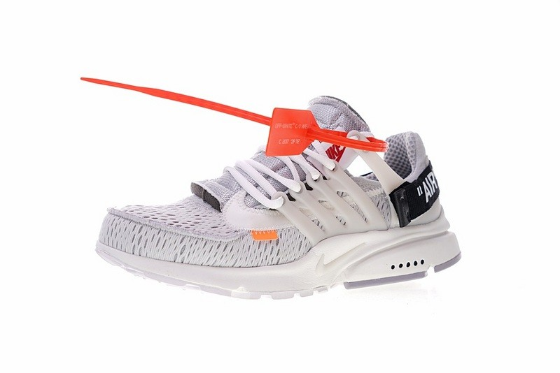 low priced 48020 4180d Nike Air Presto Off White The 10 Muslin Black AA3830-001 ...
