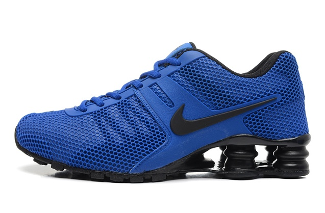 cdde274fb40d Nike Shox Current 807 Net Men Shoes Royal Blue Black - Sepsport