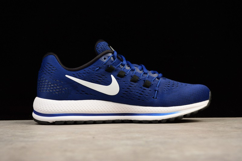 Nike Air Zoom Vomero 12 Blue White Breathable Casual 5863762