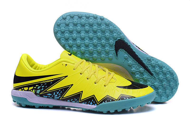 7ad4edab3996 Prev Nike Hypervenom Phantom II FG Low Premium TF Soccers Football Shoes  Yellow Green. Zoom
