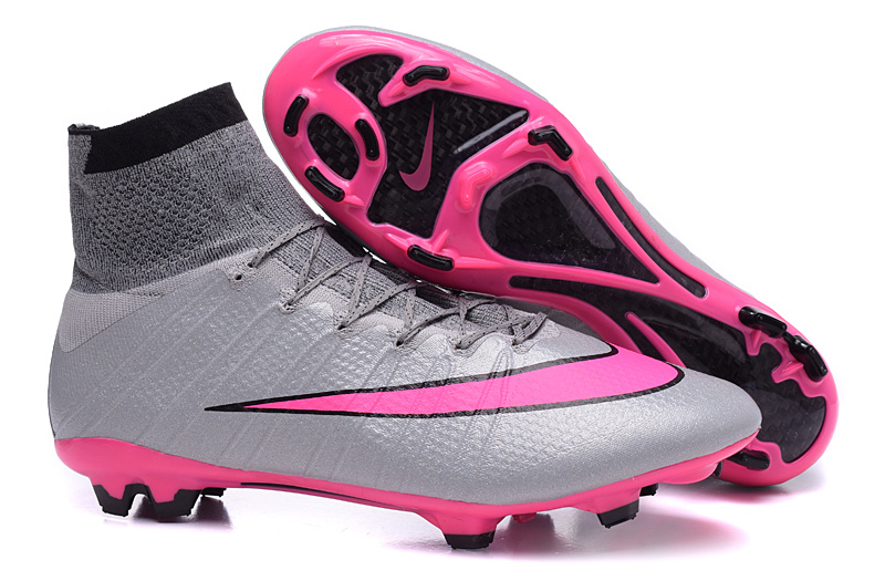 the best attitude 53568 144b4 Prev Nike Mercurial Superfly FG Wolf Grey Hyper Pink Black 641858-060. Zoom