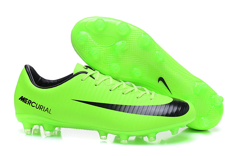 new style 50fbe ac0ad Prev Nike Mercurial Superfly AG Low Football Shoes Soccers Bright Green.  Zoom