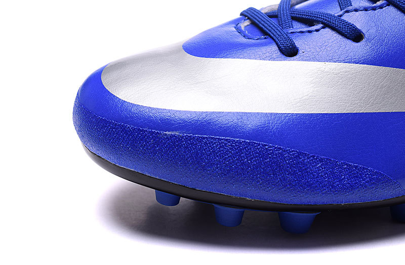 online retailer b1ac2 90980 ... Nike Mercurial Victory V CR7 AG Soccers Cleat Cristiano Ronaldo Royal  Blue 684878-404