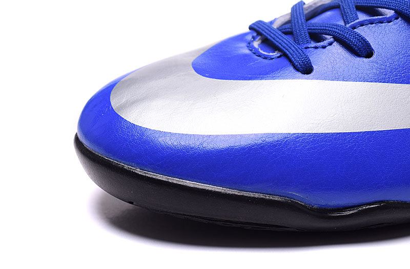 391d1a136b8 ... Nike Mercurial Victory V CR7 IC Indoor Soccers Shoes Ronaldo Royal Blue  684878-404