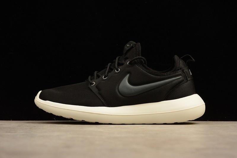 f19223d9a Nike Roshe Two Casual Shoes Black Anthracite Sail 844656-003 - Sepsport