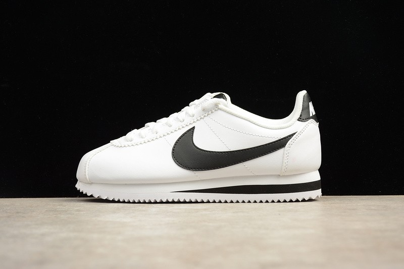 1feb2c3dada9 Prev Nike Classic Cortez Leather White Black Casual Shoes 807471-101