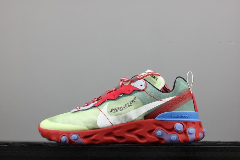 5a2b0dfbfe6e8 Prev Nike Epic React Element 87 Undercover Grey Yellow Red Blue AQ1813-345