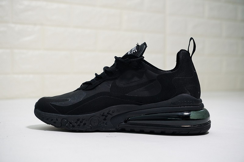 6231b949ac9a2 Prev Nike React Air Max Triple Black Half Palm Cushion Running Shoes AQ9087 -002