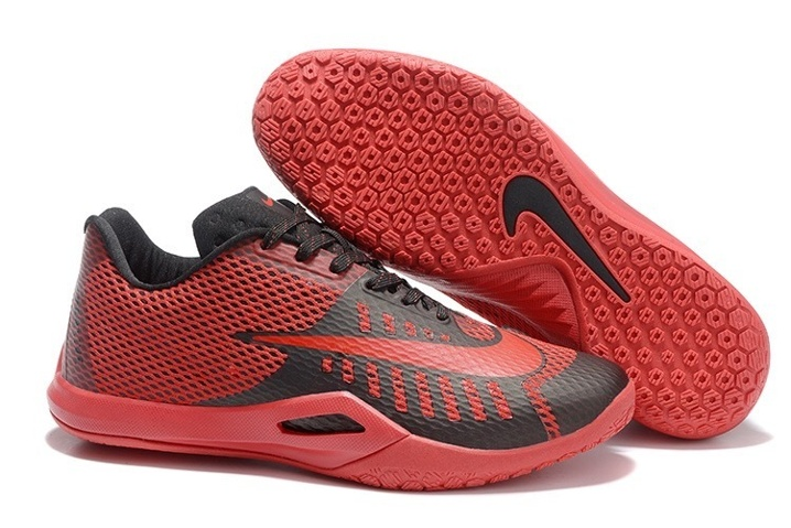 the latest 8a4dc 6f57b Prev Nike Hyperlive EP Men Basketball Shoes University Red Black ...