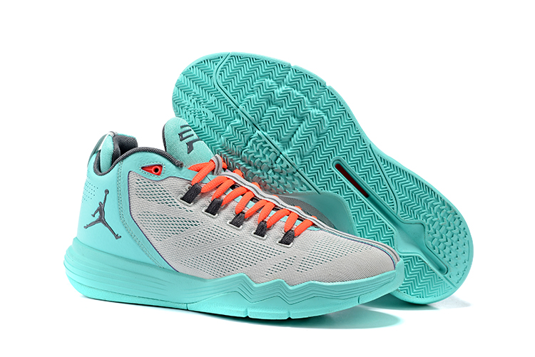 291840b2bda1 Prev Nike Jordan CP3 IX 9 AE Men Shoes Pure Platinum Dark Grey Hyper  Turquoise Infrared 23