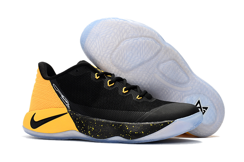 1afbe666e Prev Nike Paul George PG2 Men Basketball Shoes Black Yellow Grey 878628.  Zoom