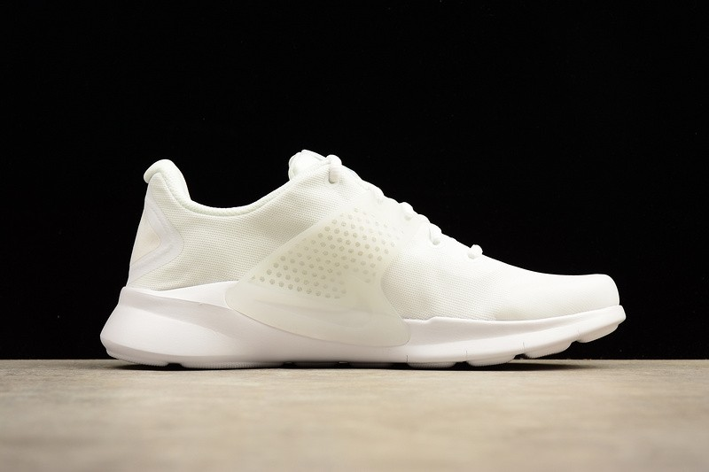 Nike Sport Criterion Arrowz Pure White Reflective Sneakers 902813 100