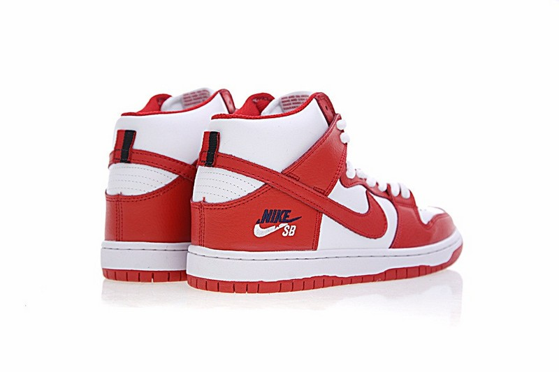 uk availability 8a2a7 3fea7 Nike Sb Zoom Dunk High Pro University Red 854851-661
