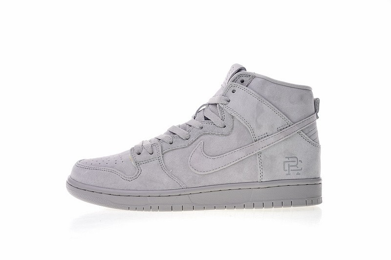 71542c8e68c0 Prev Reigning Champ x Nike SB Zoom Dunk High Pro QS Wolf Grey AA2266-600.  Zoom