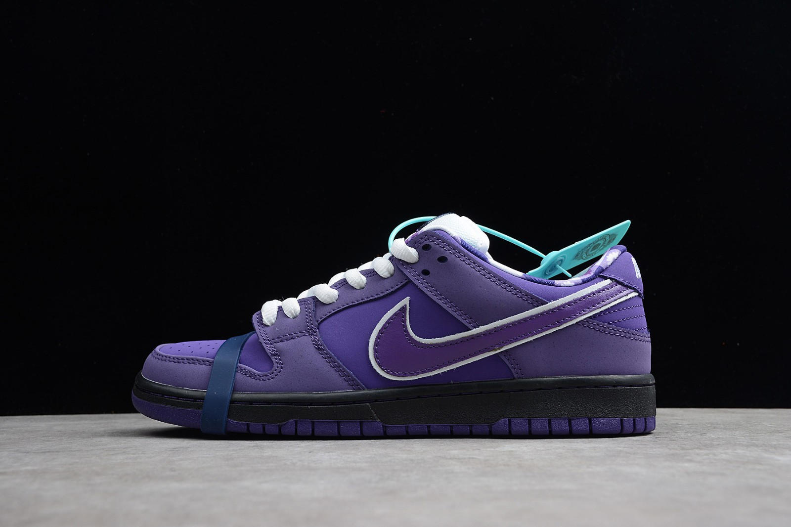 the latest 251cd 5ccac Prev Nike Dunk SB Low Pro OG QS Purple ...