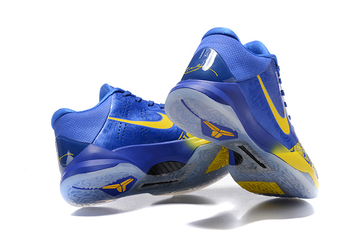 online store 68d4b a4a77 ... Nike Zoom Kobe V 5 Low Five Rings Midwest Gold Concord Men Basketball  Shoes 386429-