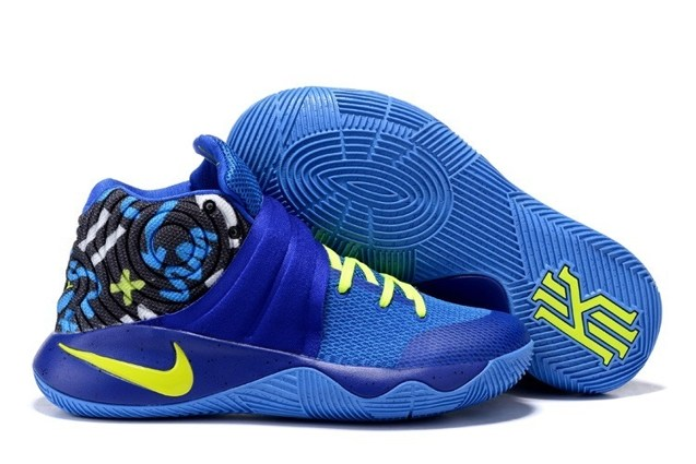 new styles 3ceee c798b Prev Nike Kyrie 2 II Effect EP Ivring Blue Yellow ...