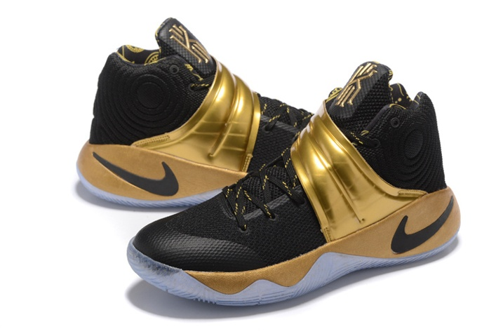 Nike Kyrie 2 Limited Edition Black 24kt