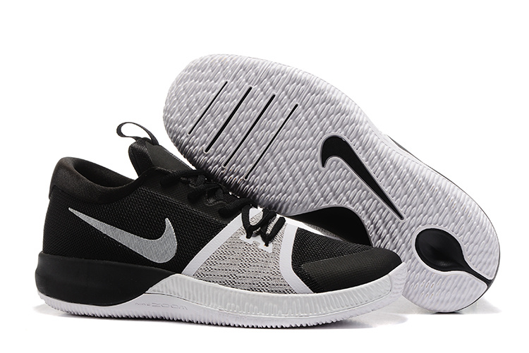 9a4113c41f27 Prev Nike Zoom Assersion EP Men Basketball Shoes Black Light Grey Silver  911090. Zoom
