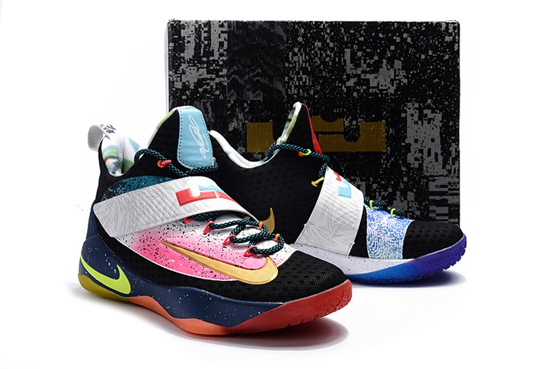 732ec6952ce6 Nike Zoom Lebron Soldier 11 XI limited edition Men Basketball Shoes ...