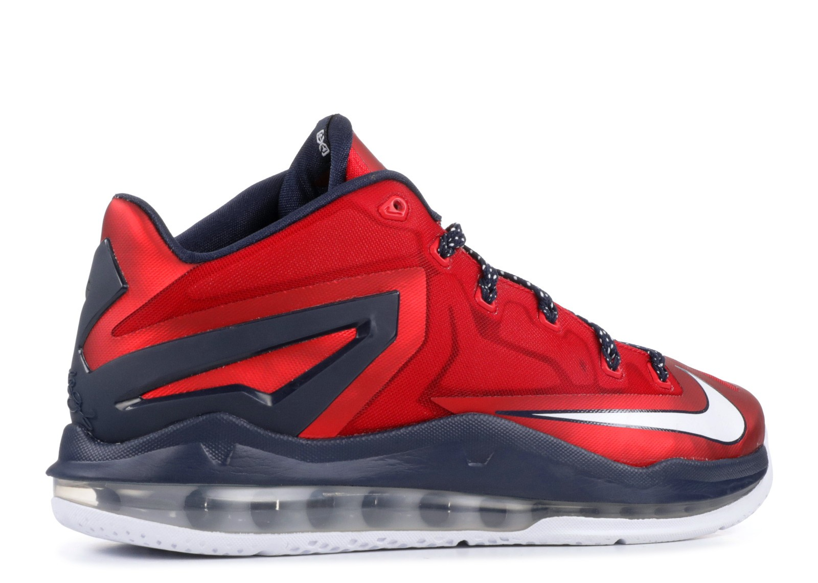 Max Lebron 11 Low independence Day Nike 642849 614