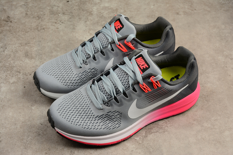 Nike Women's Air Zoom Structure 21 Shield Running Shoes