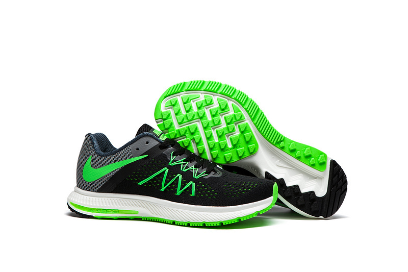 Prev Nike Zoom Winflo 3 Light Green Black Men Running Shoes Sneakers  Trainers 831561. Zoom 8b4f2a437